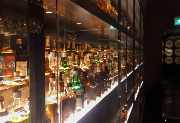 Edinburgh Highlights: The Scotch Whisky Experience