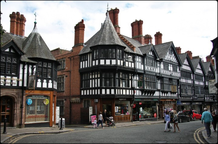 Exploring Chester: Britain's most Romantown