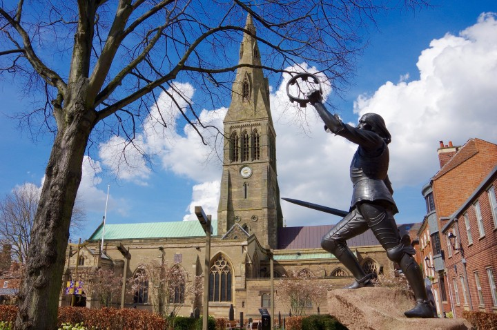 The King in the Car Park: exploring the King Richard III trail inLeicester