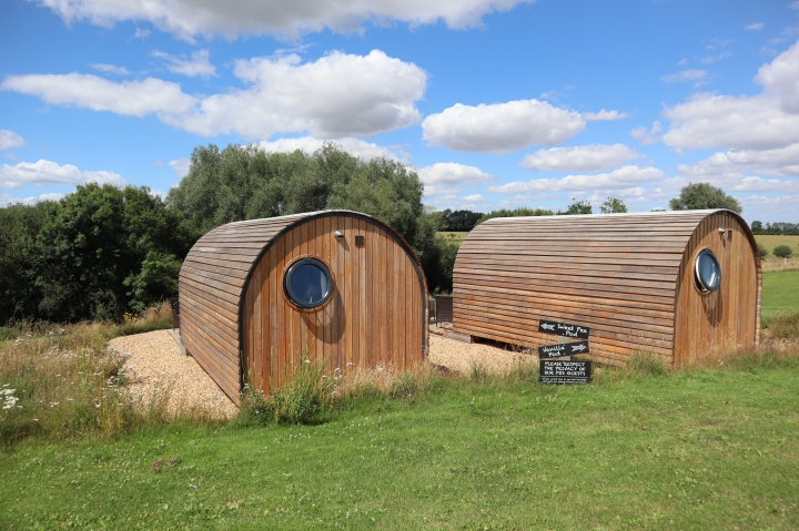 Our glamping experience in Bulwick, Northamptonshire